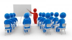 Training at Bay Infotech