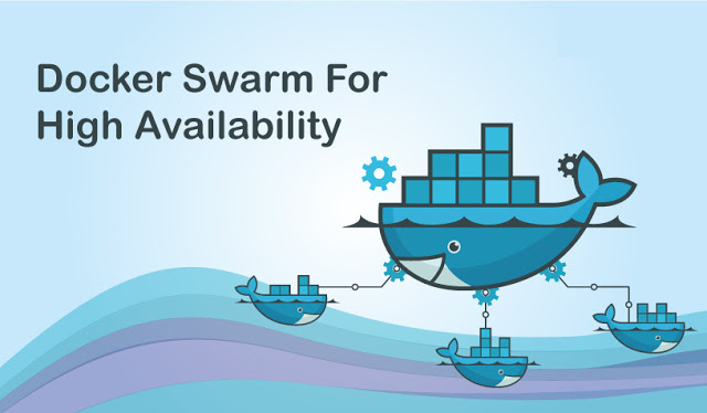 """Docker Swarm – """"A Shipping Container!"""""""